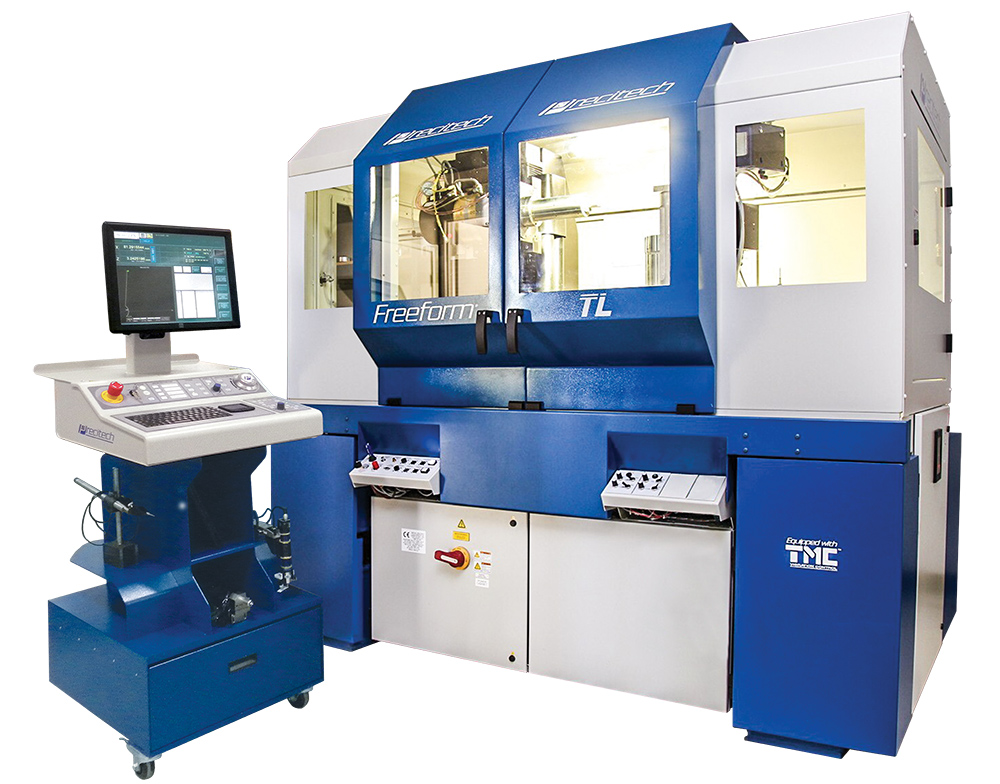 Freeform L/GL/TL diamond machining center